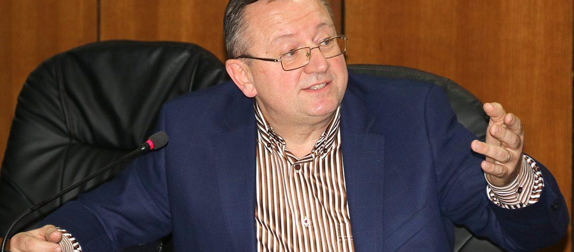 Visit of Foreign affairs minister of Ukraine P.A. Klimkin